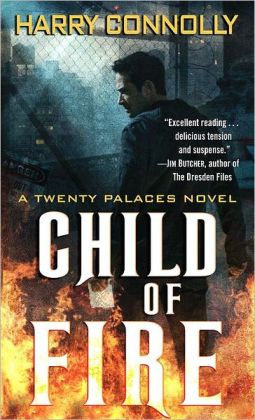 Child of Fire (Twenty Palaces Series #1)