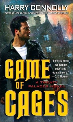 Game of Cages (Twenty Palaces Series #2)
