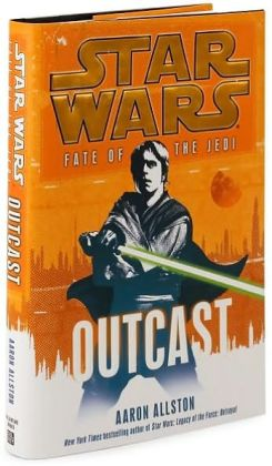 Star Wars Fate of the Jedi #1: Outcast