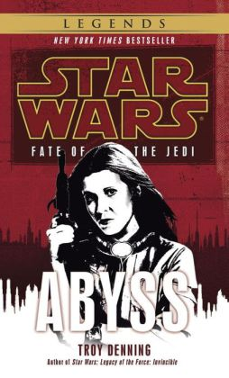 Star Wars Fate of the Jedi #3: Abyss