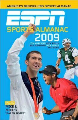ESPN Sports Almanac 2009