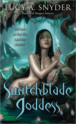 Switchblade Goddess (Spellbent Series #3)