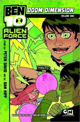 Ben 10 Alien Force: Doom Dimension: Volume 1