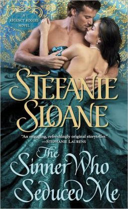 The Sinner Who Seduced Me (Regency Rogues Series #3)