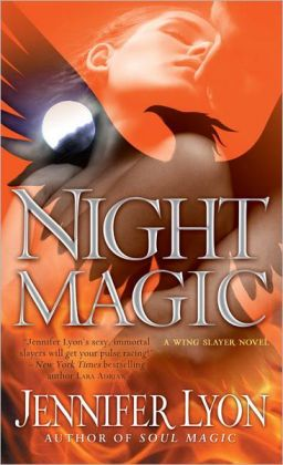 Night Magic (Wing Slayer Hunter Series #3)