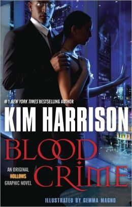 Blood Crime (Hollows Graphic Novel)