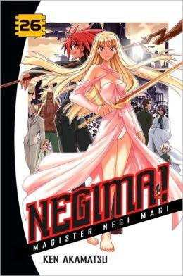 Negima! Volume 26
