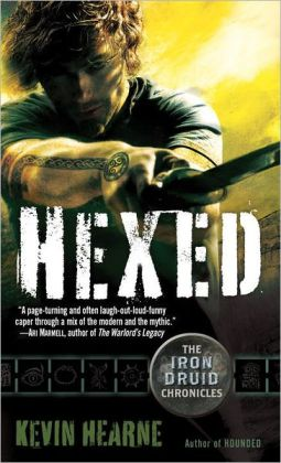 Hexed (Iron Druid Chronicles Series #2)