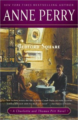 Bedford Square (Thomas and Charlotte Pitt Series #19)