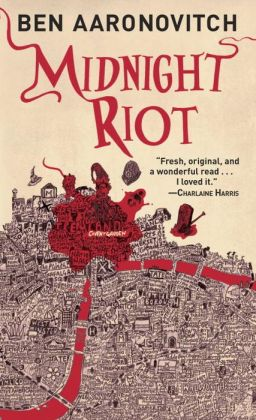 Midnight Riot (Peter Grant Series #1)