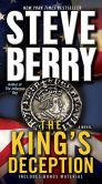 Book Cover Image. Title: The King's Deception:  A Novel, Author: Steve Berry