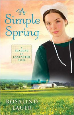 A Simple Spring (Seasons of Lancaster Series #3)