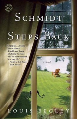 Schmidt Steps Back: A Novel