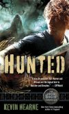 Book Cover Image. Title: Hunted (Iron Druid Chronicles Series #6), Author: Kevin Hearne