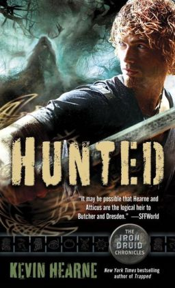 Hunted (Iron Druid Chronicles Series #6)