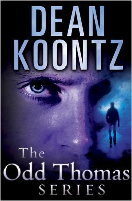 The Odd Thomas Series 4-Book Bundle: Odd Thomas, Forever Odd, Brother Odd, Odd Hours Dean Koontz