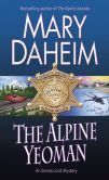Book Cover Image. Title: The Alpine Yeoman (Emma Lord Series #25), Author: Mary Daheim