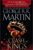 Book Cover Image. Title: A Clash of Kings (HBO Tie-in Edition) (A Song of Ice and Fire #2), Author: George R. R. Martin