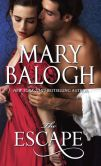 Book Cover Image. Title: The Escape, Author: Mary Balogh