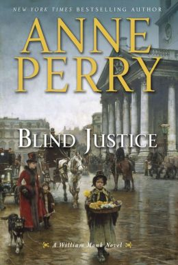 Blind Justice (William Monk Series #19)