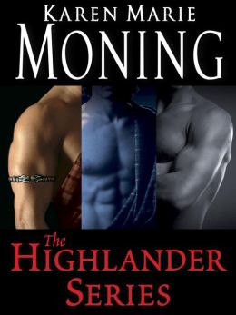 Karen Marie Moning's Highlander Series 7-Book Bundle
