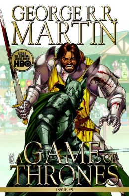 A Game of Thrones: Comic Book, Issue 9