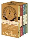 Book Cover Image. Title: J.R.R. Tolkien 4-Book Boxed Set:  The Hobbit and The Lord of the Rings, Author: J. R. R. Tolkien