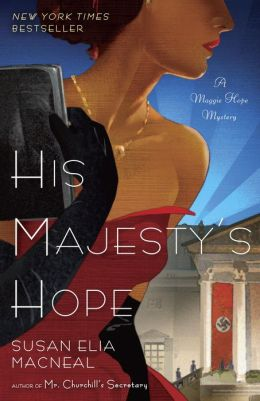 His Majesty's Hope (Maggie Hope Series #3)