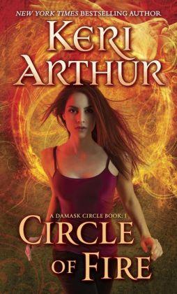 Circle of Fire (Damask Circle Series #1)