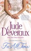Book Cover Image. Title: For All Time (Nantucket Brides Trilogy #2), Author: Jude Deveraux