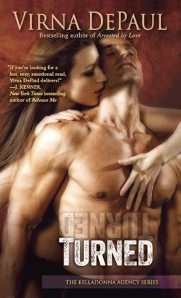 Turned (Belladonna Agency Series #1)