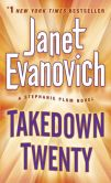 Book Cover Image. Title: Takedown Twenty (Stephanie Plum Series #20), Author: Janet Evanovich