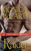 Book Cover Image. Title: The Raider (Highland Guard Series #8), Author: Monica McCarty