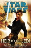 Book Cover Image. Title: Heir to the Jedi:  Star Wars, Author: Kevin Hearne