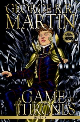 A Game of Thrones: Comic Book, Issue 18