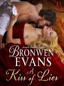 A Kiss of Lies: A Disgraced Lords Novel