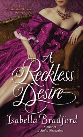 A Reckless Desire: A Breconridge Brothers Novel