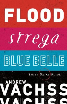 Three Burke Novels, 3-Book Bundle: Flood, Strega, Blue Belle