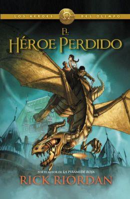 El héroe perdido: Héroes del Olimpo 1