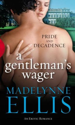 Gentlemen's Wager (Black Lace Historical Series)