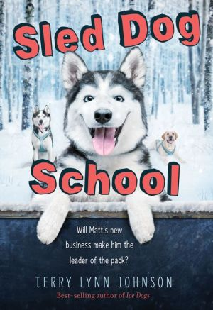 Book Sled Dog School