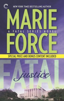Fatal Justice (Cappuano and Holland Unplugged) (Fatal Series #2)