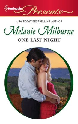 One Last Night (Sabbatini Brothers Series)