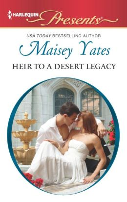 Heir to a Desert Legacy (Harlequin Presents Series #3133)