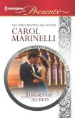 A Legacy of Secrets (Harlequin Presents Series #3138)