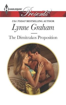 The Dimitrakos Proposition (Harlequin Presents Series #3201)