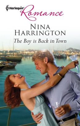 The Boy is Back in Town (Harlequin Romance Series #4307)