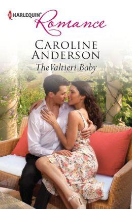 The Valtieri Baby (Harlequin Romance Series #4333)