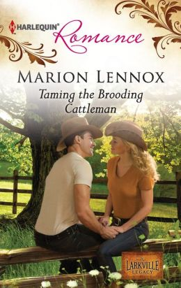 Taming the Brooding Cattleman (Harlequin Romance Series #4334)