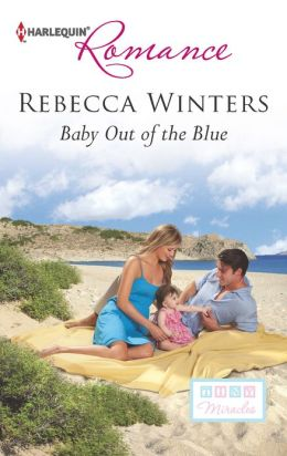 Baby Out of the Blue (Harlequin Romance Series #4365)
